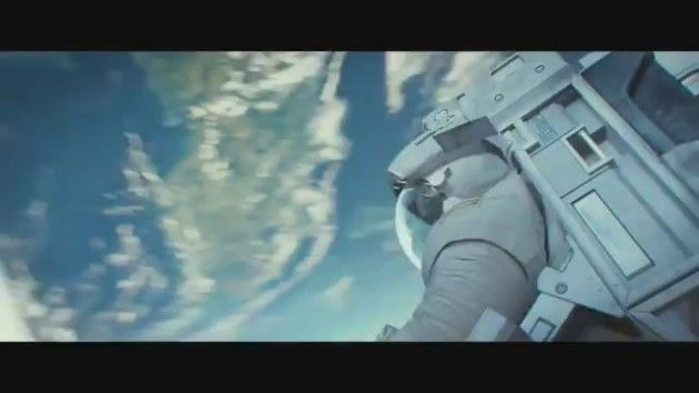Gravity Trailer: Space Will Never Look the Same Again