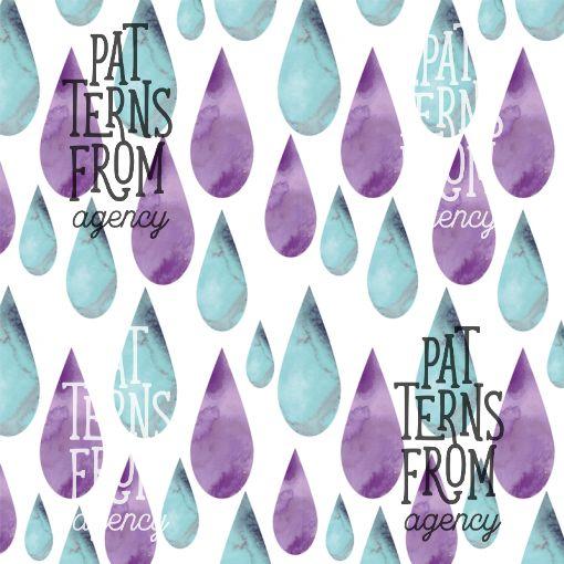 Weather channel – Rain by Noora Hattunen #patternsfromagency #patternsfromfinland #pattern #patterndesign #surfacedesign #printdesign #noorahattunen