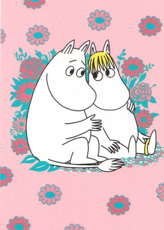 Moomins. Just because...