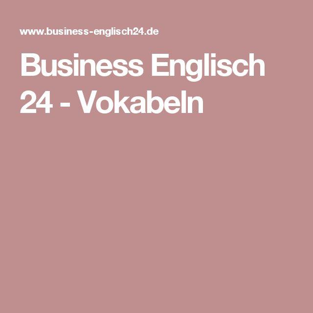 Business Englisch 24 - Telefonieren