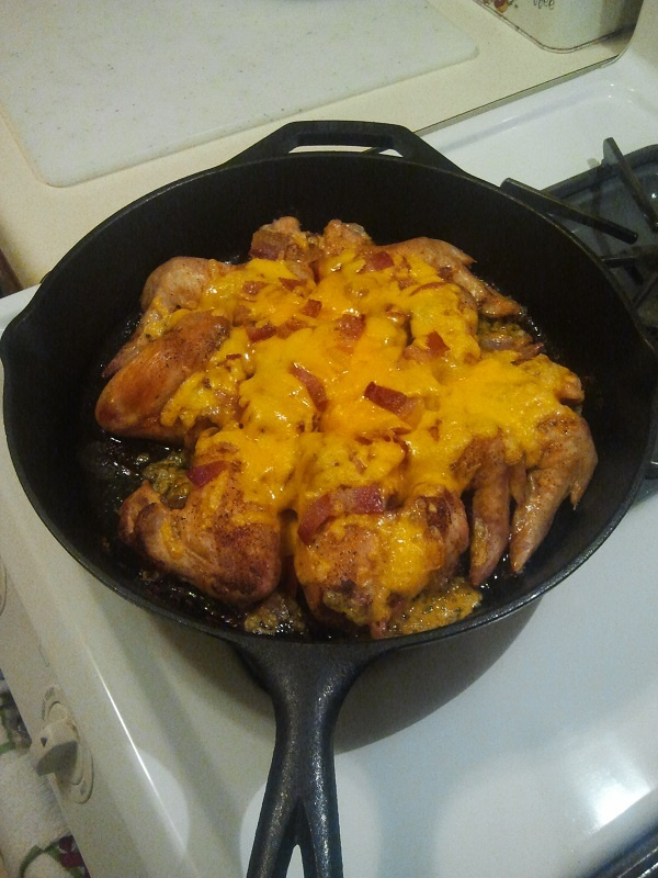 ... : Bacon Cheddar Wings | Food | Pinterest | Cheddar, Wings and Bacon