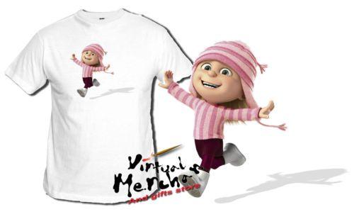 Camiseta GRU MI VILLANO FAVORITO 2 EDITH tshirt t-shirt xxl niño child mujer | eBay
