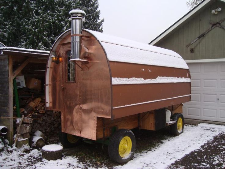 sheep wagon Campers Pinterest Koma ve Westerns