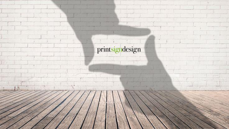 Photoshop banner design: signology.com.au logogo.com.au
