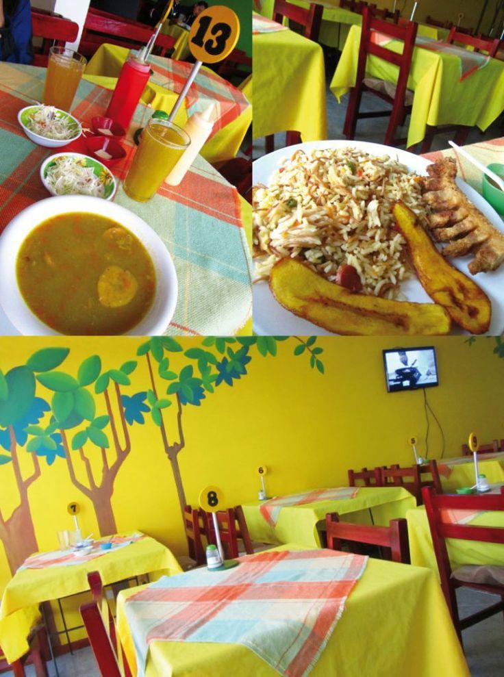 La Maison del Ejecutivo hotel in #Pasto, #Colombia  http://www.placeok.com/la-maison-del-ejecutivo-de-pasto/  Hierba Buena restaurant in Palermo neighborhood