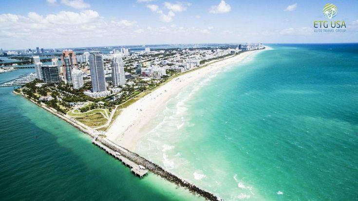 В США, туры в США, Майами, Флорида, отдых в США, океан.