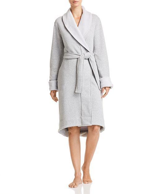 59f1ae8417 UGG® - Duffield II Double-Knit Fleece Robe