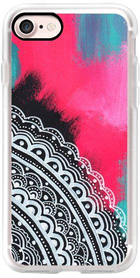 Casetify iPhone 7 Classic Grip Case - Changes II by Li Zamperini Art #Casetify