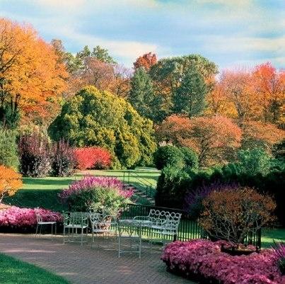 Longwood Gardens. Brandywine Valley getaway
