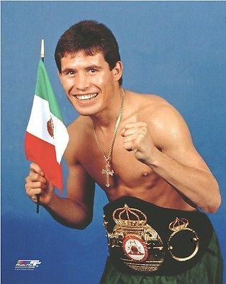 Boxing 1227: Julio Cesar Chavez Posed Studio Photo Nv100 (Select Size) -> BUY IT NOW ONLY: $43.99 on eBay!