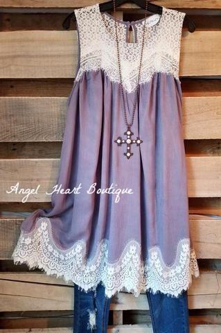 Women's Online Clothing Boutique - Angel Heart Boutique