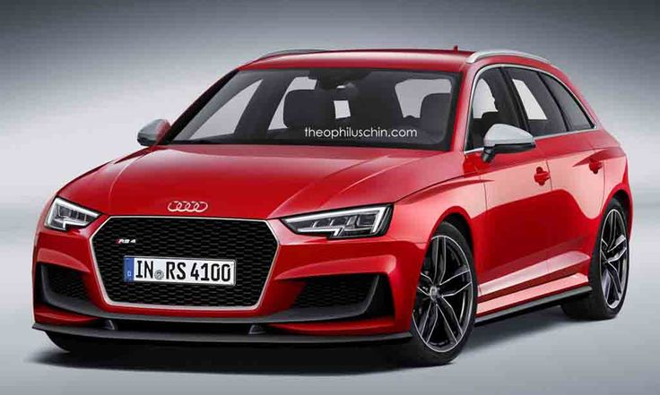 http://2017conceptcars.com - 2017 Audi RS4 Release Date and Price