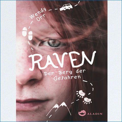 Raven_Der_Berg_der_Gefahren - German edition of Raven's Mountain