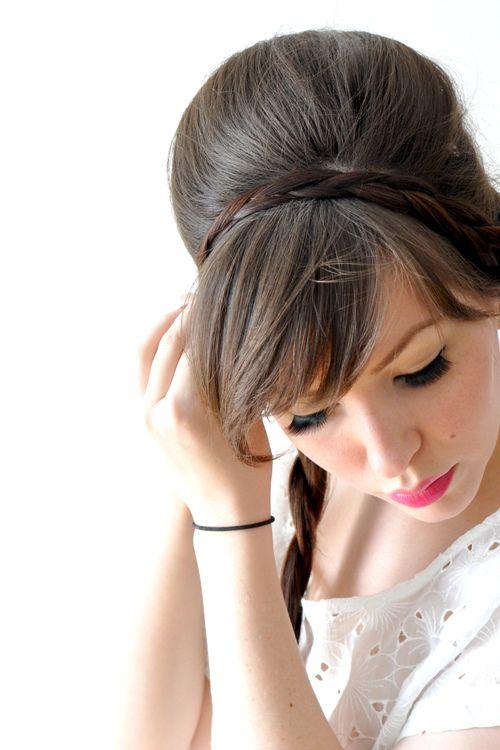 .: Hair Ideas, 2015 Hairstyles Color, Hair Tutorials, Hair Styles, Makeup, Beautiful, Braids, Hairstyle