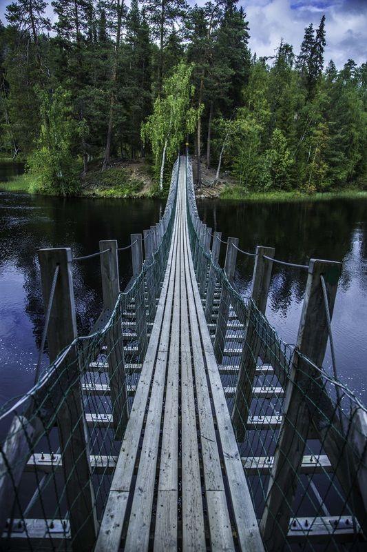 Pieni Karhunkierros (Little Bear's Ring), Juuma. Finland Kuusamo