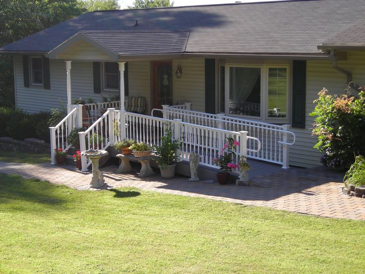 Best 20 handicap ramps ideas on pinterest for Wheelchair homes