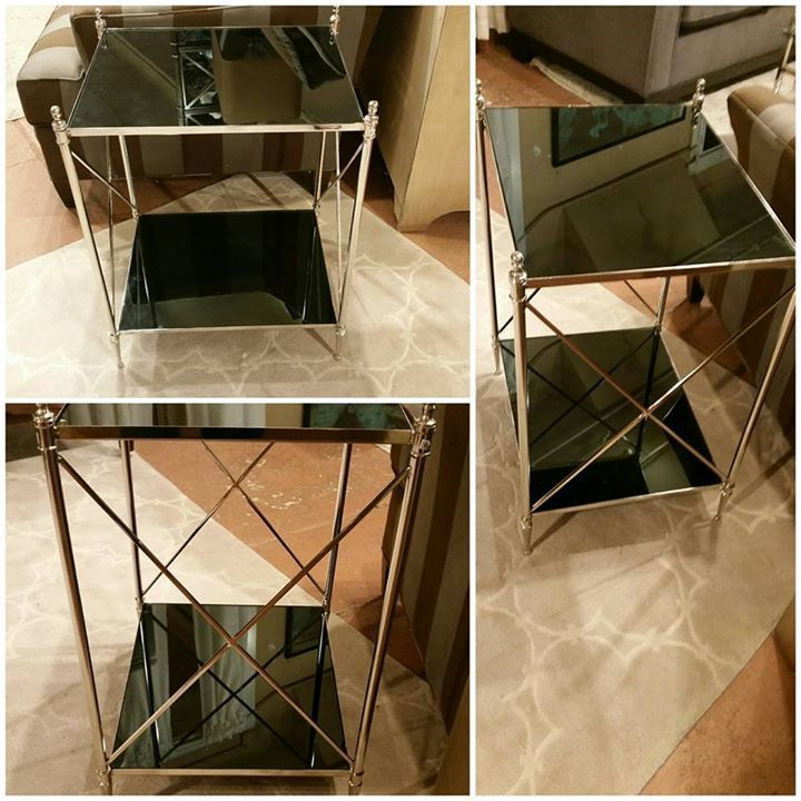 Just in at #WHLiving! This #sidetable would look lovely in your #home right next to your #sofa or #bed! Stop by to pick it up today! #InteriorDesign #HomeFurnishings #Furniture #FurnitureShopping #HomeInspo #HouseToHome  For more information visit www.WHLiving.com  #Like & #share this post for updates on the latest items we have in store!