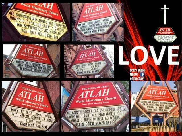 "Christian ""love"""