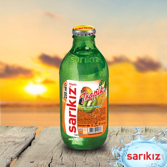 Güneşin batışını izlerken Sarıkız'ı yanınızdan ayırmayın... :) #Sarıkız #Sun #GüneşBatımı