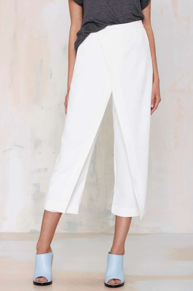 Double Up Layered Trouser   Shop Clothes at Nasty Gal!