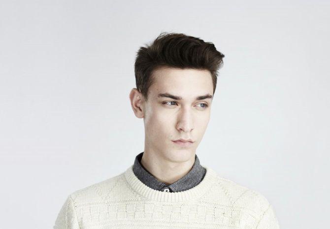 cheveux courts homme lookbook bellfield
