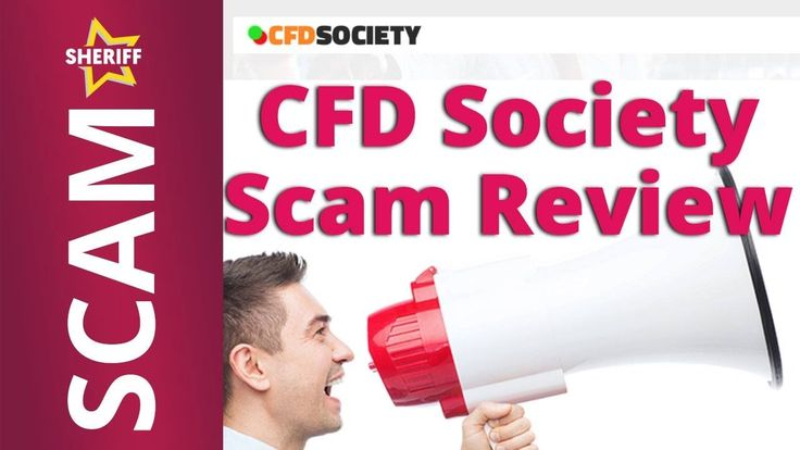 CFD Society - 10 Markets - Scam and More