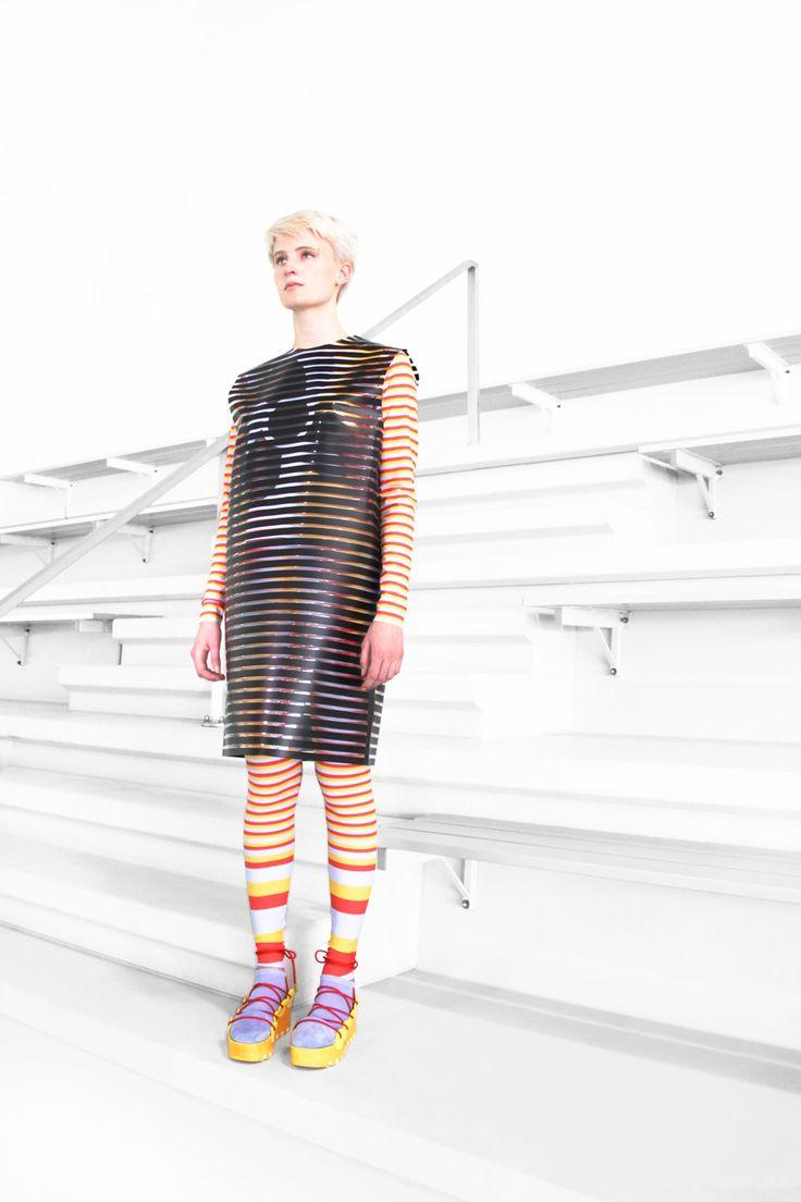Print in Motion by Anouk van de Sande for Dutch Design Week 2015
