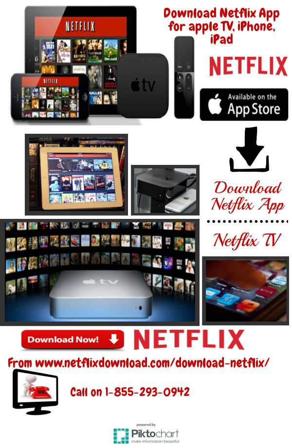 Netflix App gives you the best entertainment and to avail this app you simply have to download it. If you are facing any issue in Download Netflix App give us a call on our TOLL FREE 1-855-293-0942 and we will provide you the necessary information.