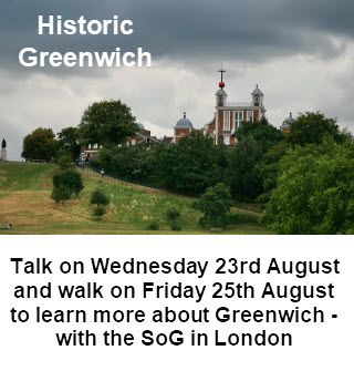 Ian Porter introduces you to Historic Greenwich. There is naval history, with buildings such as the Old Royal Naval College. There are lovely views of the whole of London. There are the Prime Meridian and the Royal Observatory. And there is plenty of Tudor history - Greenwich  was a favourite residence of both Henry VIII and Elizabeth I. Join Ian for a walk around the whole district, from 11 am to 1 pm on the following Friday.