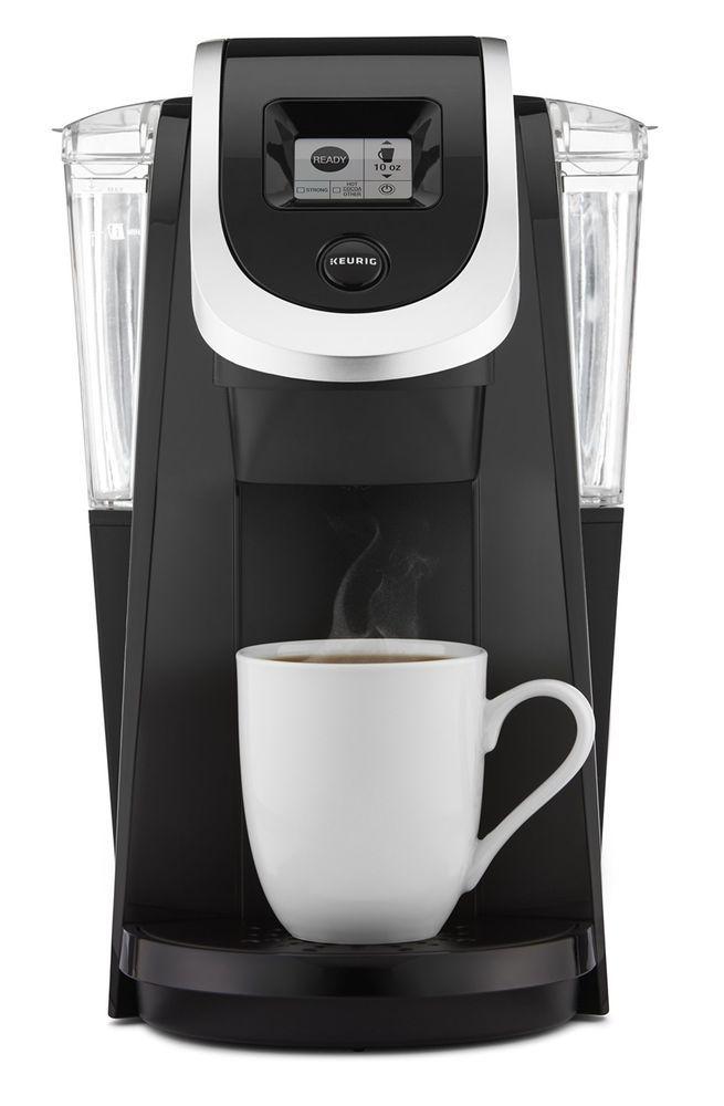 Keurig K250 Single Serve, K-Cup Pod Coffee Maker with Strength Control, Programm #Keurig