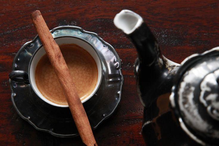 fekete- black coffee