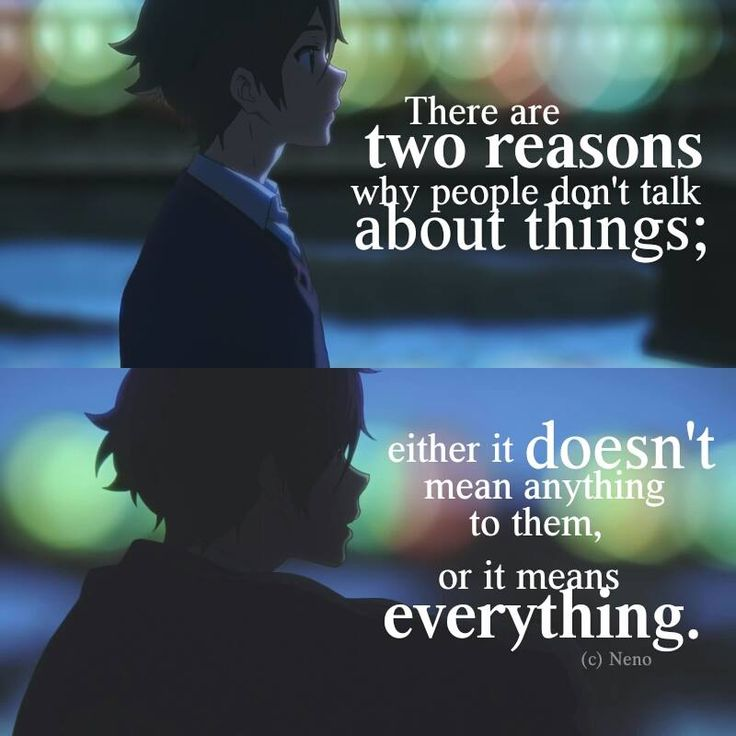 Best Anime Quotes On Life: 205 Best Images About Anime Quotes On Pinterest