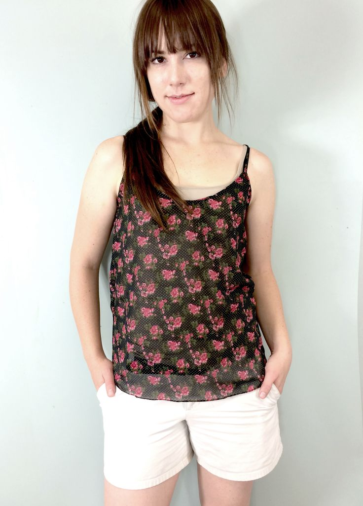 Old Fashioned Camisole Pattern Free Sewing Ideas - Easy Scarf ...