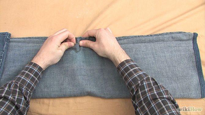 ajustar  Make Skinny Jeans Step 2
