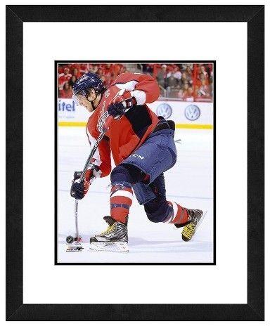NHL Washington Capitals Alex Ovechkin Framed Photo