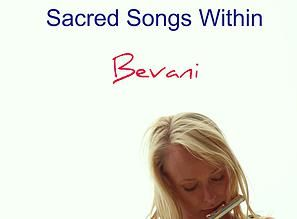 Bevani Sacred Songs Within Album Cover