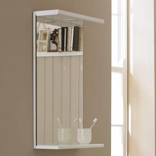 17 meilleures id es propos de miroir clairant sur for Mini etagere salle de bain