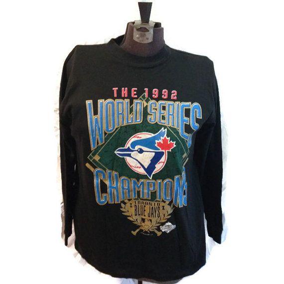 90's Starter Toronto Blue Jays Crewneck / 1990's by RetroFreshTees, $28.00