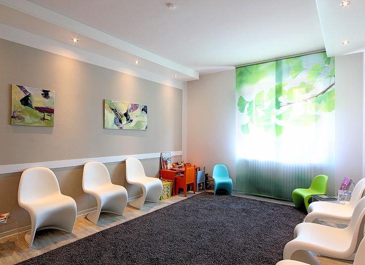 Zahnarztpraxis Baden-Baden apprico - Heike Schauz Consulting - wandfarbe schlafzimmer feng shui