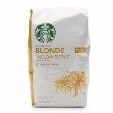 Starbucks Coffee Blonde Roast, Willow Blend, Ground, 12 oz - http://www.freeshippingcoffee.com/brands/starbucks/starbucks-coffee-blonde-roast-willow-blend-ground-12-oz/ - #Starbucks