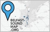 "The Belfast Sound Map is aimed at bringing together recordings that ""characterise the city and its communities"", according to the professor leading the project at the university's Sonic Arts Research Centre (SARC)."