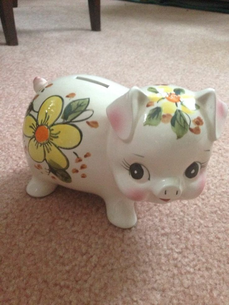 1000 Images About Piggy Banks On Pinterest Coins