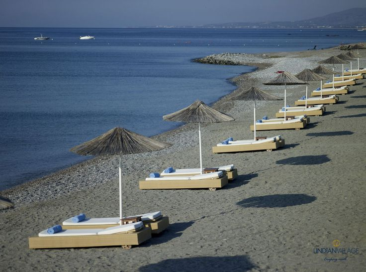 An oasis of relaxation in #Rhodes, a secluded paradise for you! Read more at lindianvillage.gr
