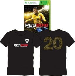 pro Evolution Soccer 2016 Day One Edition Xbox PES 2016 marks the twentieth anniversary edition of the hugely successful football series FeaturesFresh Gameplay ndash