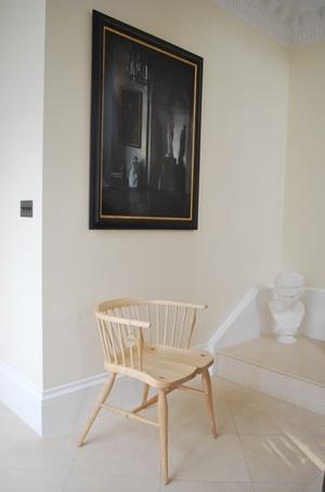 Half-Windsor Chair
