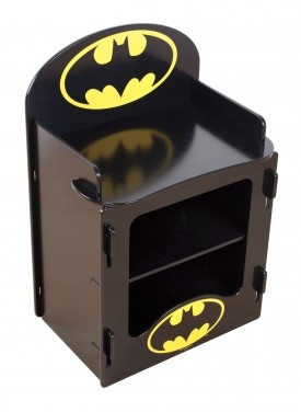 Batman Batcave Bedside Cabinet - £64.99 delivered (I need it about a foot taller for going beside an adult bed.)