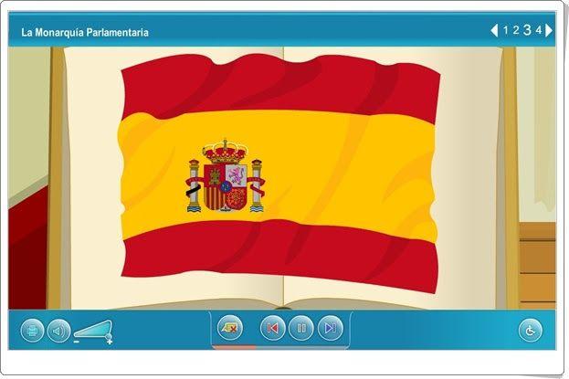 La Monarquía Parlamentaria y los símbolos del Estado Español (Agrega)
