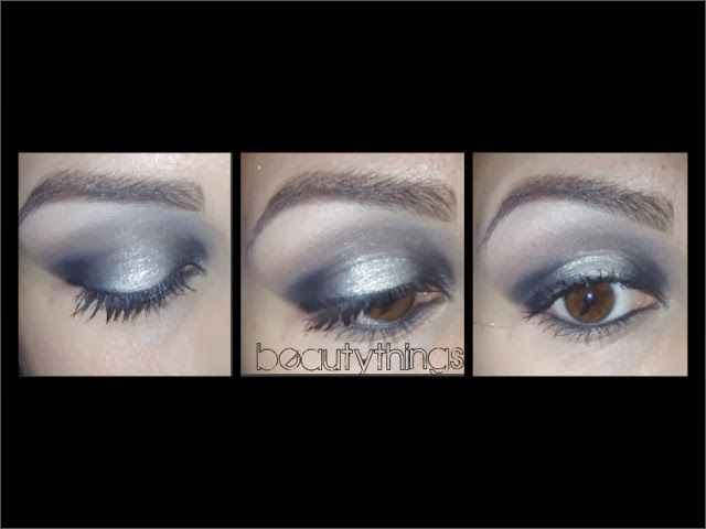 Beauty Things #7daysmakeupnails #christmasmakeup  http://beautythings5.blogspot.it/2013/12/daymakeupnails-3.html