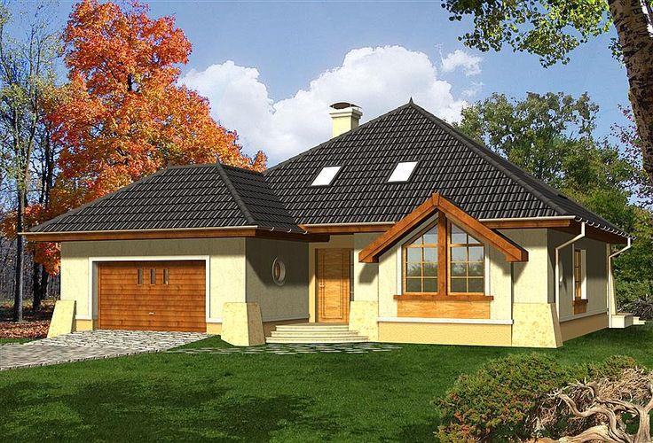 Projekt domu Toscania P