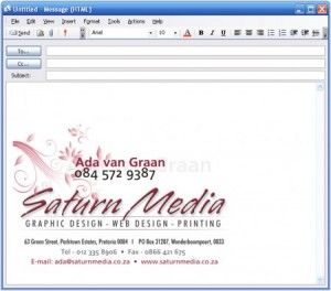 best signature for emails